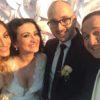 Ави Бенеди гостува на сватбата на сръбската супер звезда Андреана Цекич